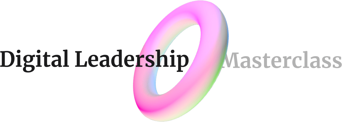Digital Leadership Masterclass